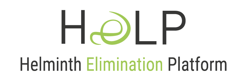 HELP Helminth Elimination Platform logo